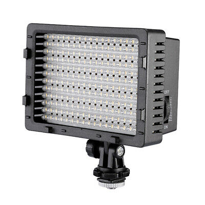 Neewer 13W CN-216 LED VIDEO LIGHT CAMERA CAMCORDER PHOTO LAMP for CANON NIKON