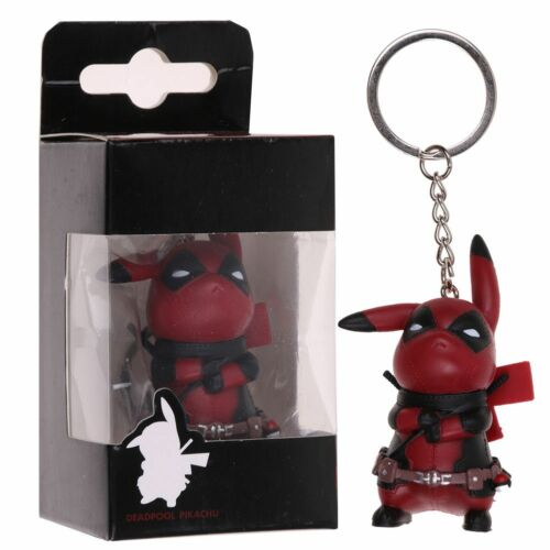 Keychain Funko Pocket Pop! Baby Groot, Giant, Dead Pool Vinyl Spider Iron Man XX