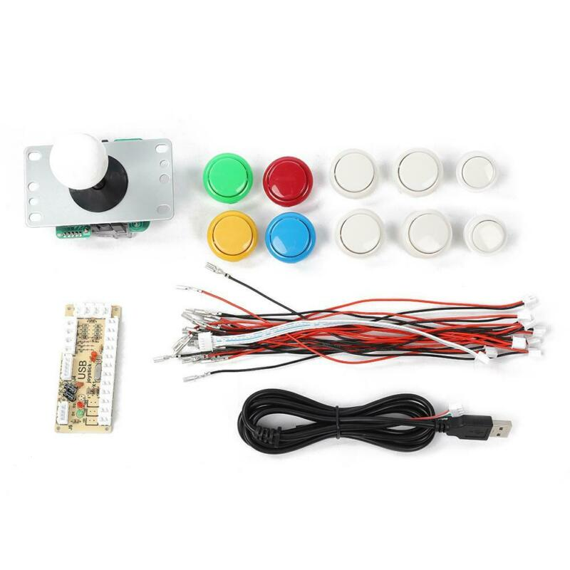 CY-822A Arcade Game Button Combat Joystick For Rapsberry PIRocker Kit Controller
