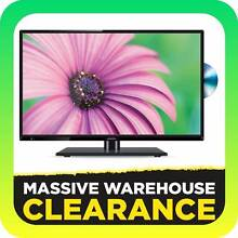 "Pendo 32"" LED TV WITH DVD Player Builtin + USB PVR & Media Player Tullamarine Hume Area Preview"