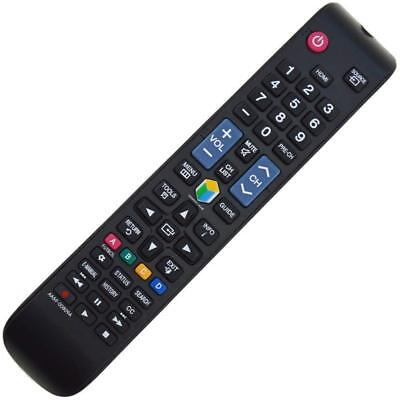 NEW Replacement Remote Control AA59-00809A For Samsung 3D/Smart TV 2008-2017 UK