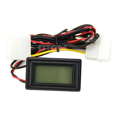 Wh5001 Celsius Fahrenheit Digital Thermometer Temperature Meter Gauge C F