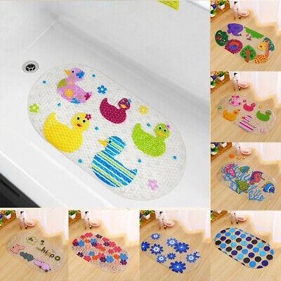 Badewannen-Antirutschmatte für Kinder Badmatte Wannenmatte Duschmatte 70*38cm ()
