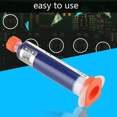 10cc No Clean Liquid Soldering Flux Solder Welding Paste For Bga Pcb Repair New