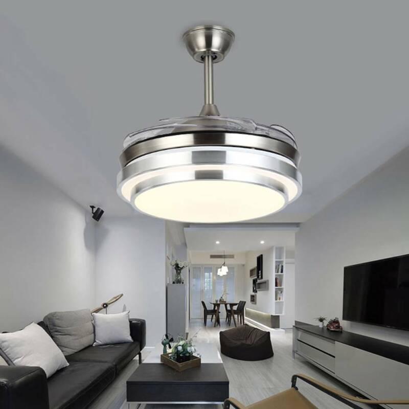 "42""Invisible Lamp Remote Modern"