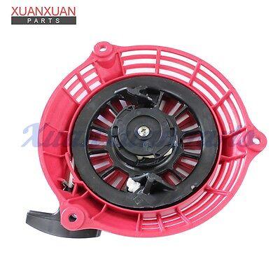 (Pull Start Recoil Starter Rewind Part For Honda GCV135 GCV160 4-5.5 HP Engine)