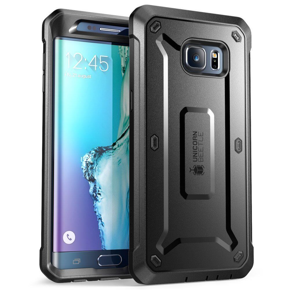 samsung galaxy s6 edge plus case supcase belt clip holster unicorn beetle pro ebay