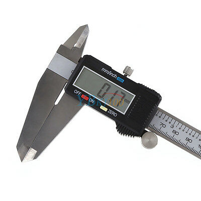 300mm 12 Inch Stainless Steel Electronic Lcd Digital Vernier Caliper Micrometer