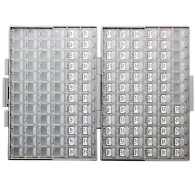 Aidetek Smd 1206 Chip Capacitor Kits Up To 22uf Npo 89value 100pcx89val