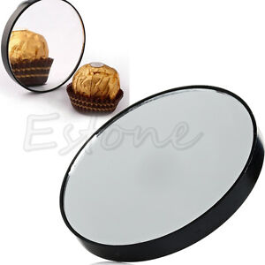 Bathroom Magnifying Mirror Makeup Magnification 10x Travel Suction Cosmetic New