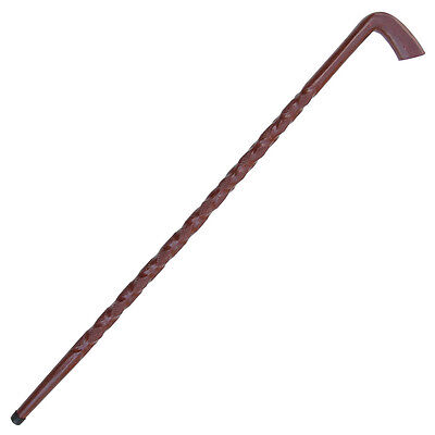 Wood Handmade Retro Diamond Walking Cane