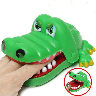 Zahnarzt Biss Finger Reaktionsspiel Kind Toy ParodieSpielzug (Krokodil-spiel)