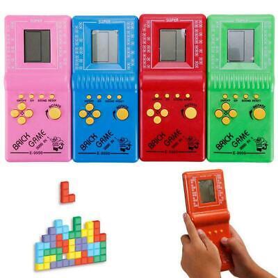 ТЕТРИС TETRIS CLASSIC BRICK GAME E-9999 LCD VINTAGE RETRO ELECTRONIC GAME DENDY