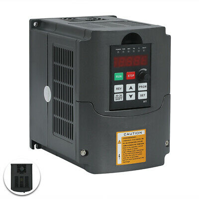 Hot Hy 1.5kw Inverter 220v Variable Frequency Drive 2hp 7a Vfd For Cnc