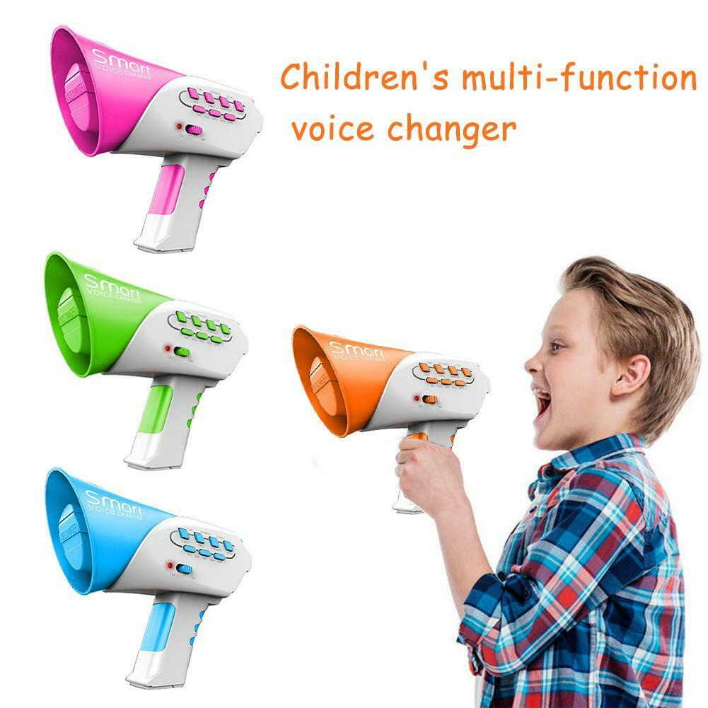 Kids Voice Changer Echo Microphone Speakerphone Megaphone 12