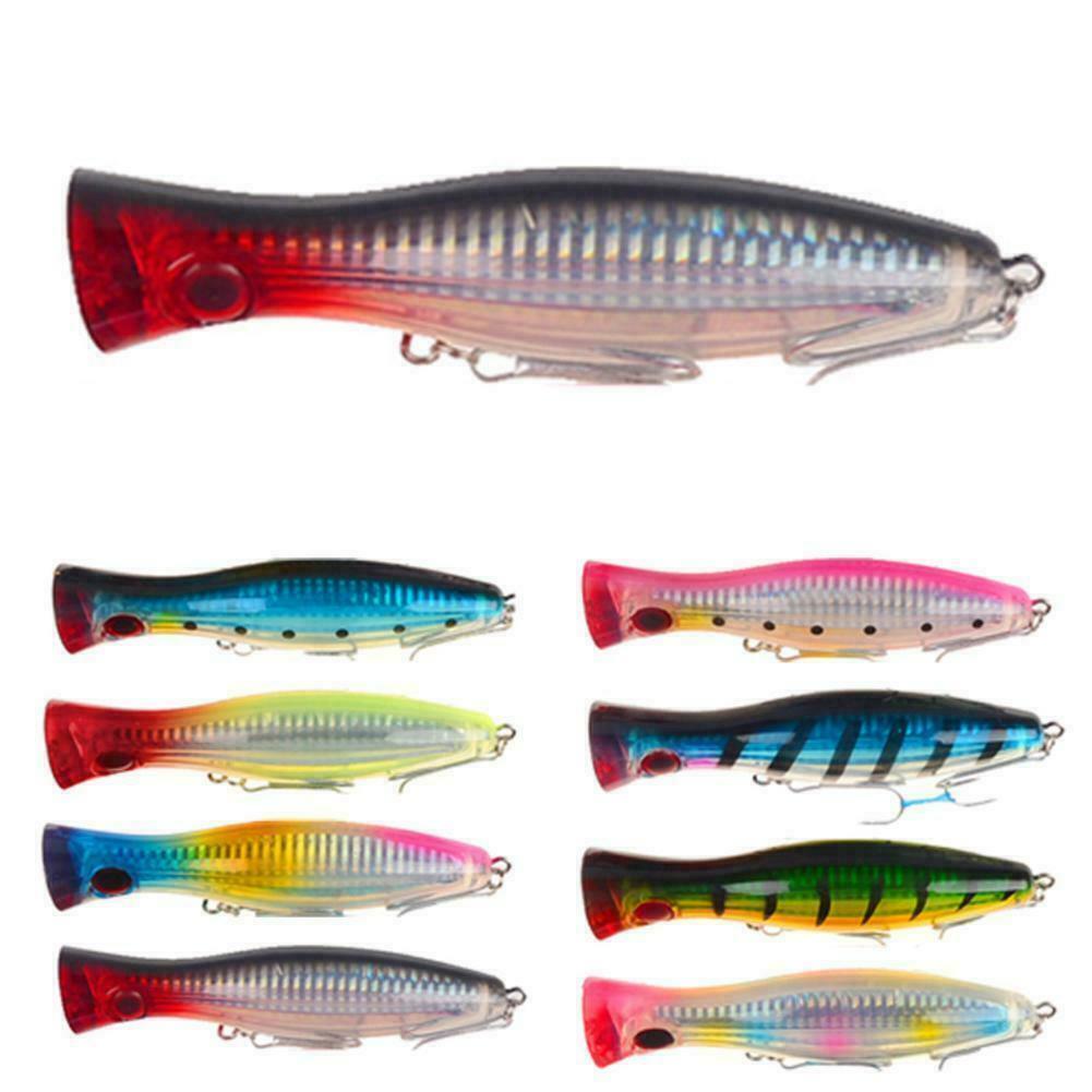 Dancing Minnow Fishing Lure 3D Lifelike Eyes G3Q6