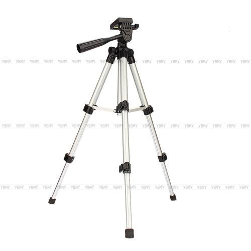 New Portable Flexible Aluminum Tripod Stand For Canon
