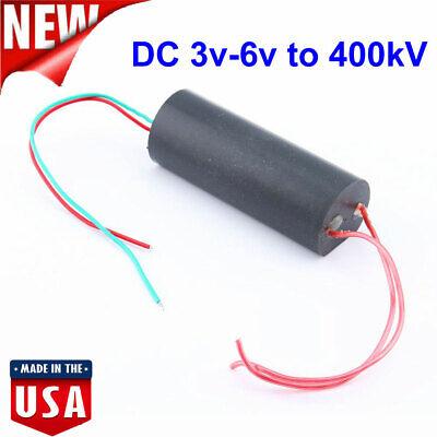 High Voltage Transformer Dc 3v-6v 400kv Boost Step-up Power Module Generator