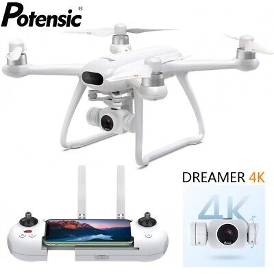 Potensic Dreamer 4K Drone With HD Camera Brushless RC Quadcopter GPS WiFi Drones