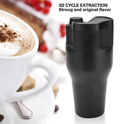 550ml portable espresso machine capsule pod coffee