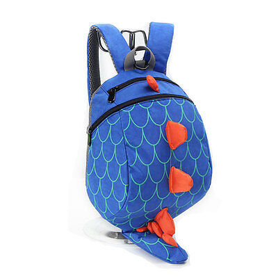 Toddler Kids Child Dinosaur Backpack Schoolbag Shoulder Bag Satchel Randoseru US