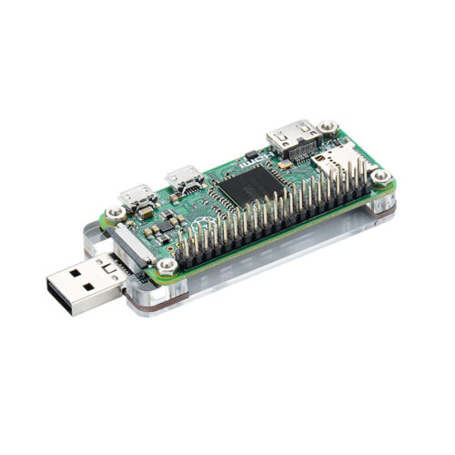 Easy Installed Raspberry Pi Zero / W Expansion Board USB Don