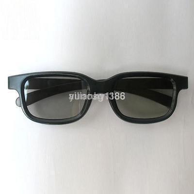 Passive 3D Glasses For RealD Cinema 3D TV LG Panasonic Sony