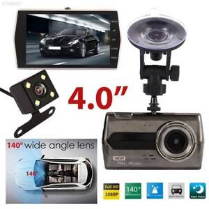 Dash Cam Dual Lens G-Gensor Driving Recorder HD1080P 4inch car V Doveton Casey Area Preview