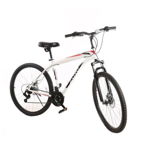 27.5'' Mountain Bike Women 21 Speed Hybrid Bike White City Cruiser Shimano