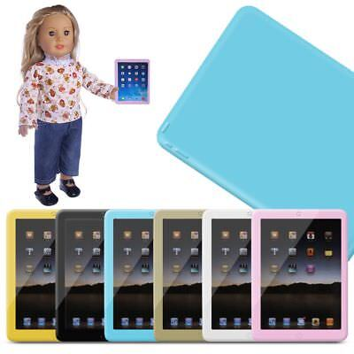 """For 18"""" American Girl Our Generation My Life Doll Accessories Toys iPad Tablet"""