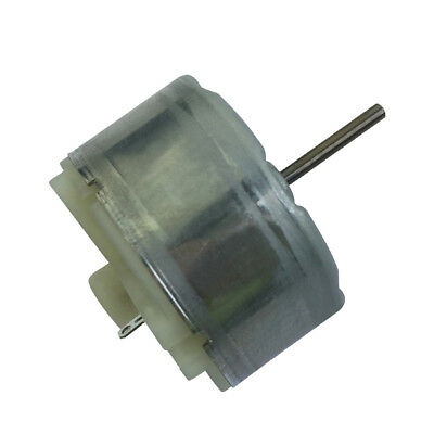 1pcs Dc12v 10000rpm Rs-500 Solar Motor High Speed Dc Motor For Air Freshener