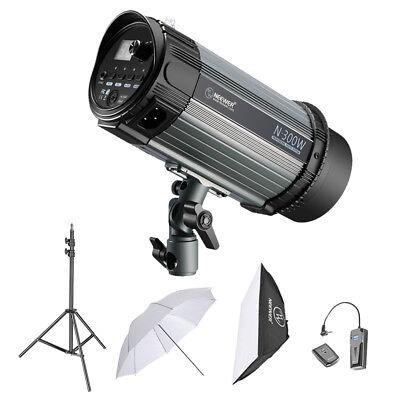 Neewer 300W Studio Strobe Flash Monolight Umbrella Trigger L