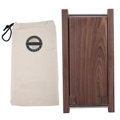 Wood Guitar Footstool Solid Anti-skid Folding Footrest Pedal for Guitar (Footstool Anti Skid)
