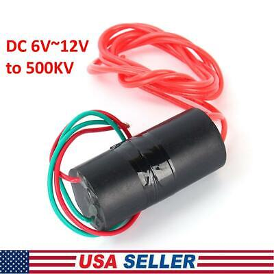 High Voltage Generator Inverter Boost Step Up Power Module Dc 6v12v To 500kv Us