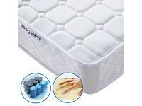 """BRAND NEW memory foam double mattress 4'6"""" (Wrong size delivered to me, amazon seller won't refund)"""