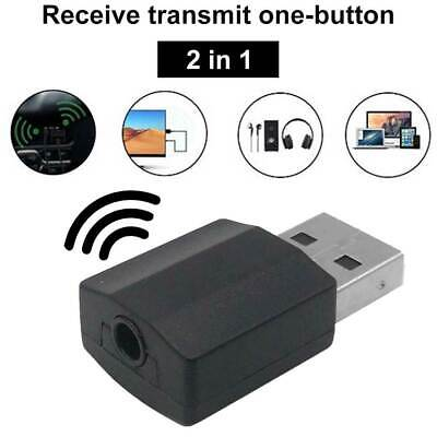 Bluetooth 5.0 Audio Transmitter Receiver USB Adapter For TV PC Car Speaker Well Computers/Tablets & Networking