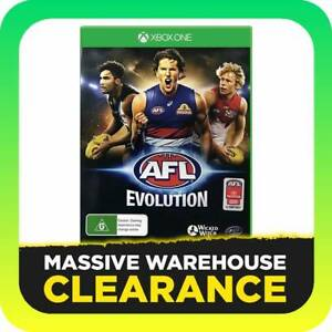 AFL Evolution (XB1, XBO, Xbox One) Tullamarine Hume Area Preview