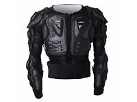 body armour for motorcycle new unused size large