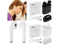 Bluetooth i7S TWS AirPods EarBuds | For iPhone Samsung Headphones Earphone