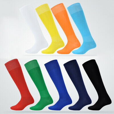 Adult Men Sports Breathable Elastic Soccer Long Tube Socks Mgic Clothing, Shoes & Accessories