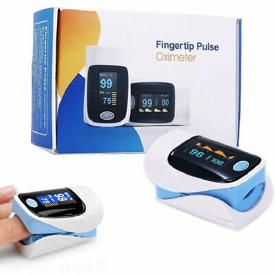 Pro OX200 Instant Read Pulse Oximeter Finger Blood Oxygen SpO2, US Seller Business & Industrial