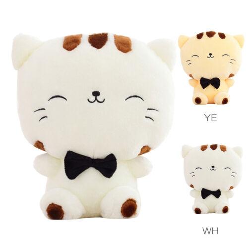 Big Face Smile Cat Plush Stuffed Cute Toys Soft Animal 45CM//60CM Christmas Doll
