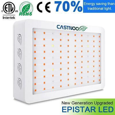 1000W LED Plant Grow Light Full Spectrum Lamp Indoor Greenhouse Veg & Flower BE