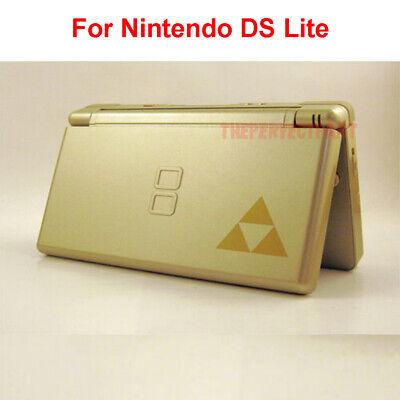 Full Replacement Housing Shell Screen Lens Zelda Triforce For Nintendo DS Lite comprar usado  Enviando para Brazil