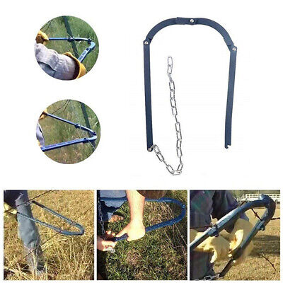 Portable Fence Repair Tool Texas Fence Fixer Repair Tool For Garden Fence Tool M Agriculture & Forestry