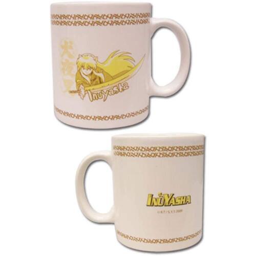 NEW GE InuYasha Inu Yasha Coffee Cup Mug Official License GE42572 US Seller