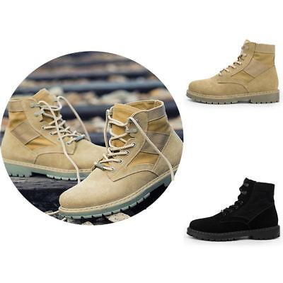 SAGUARO Herren Army Militär Stiefel Patrol Combat Cadet Boots Tactical Military