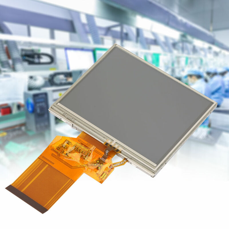 3.5in TFT LCD Display Screen Compatible With 54pin 320*240 Resolution LQ035NC111