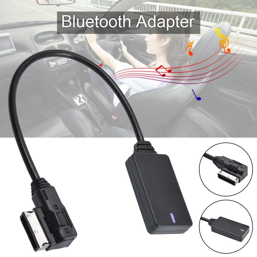 Car AMI MMI Bluetooth Adapter Audio AUX Cable For A4 A5 A8L Q5 Q7 A4L S1 S3
