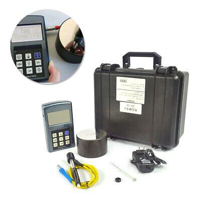 New Portable Leeb Hardness Tester Metal Hardness Meter Calibration Block Dy-10
